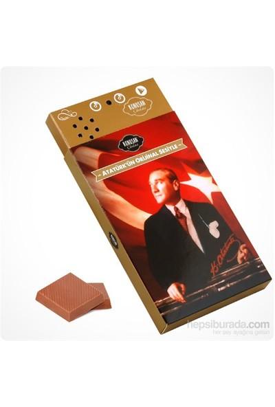 ChocChic Atatürk Temalı Konuşan Çikolata