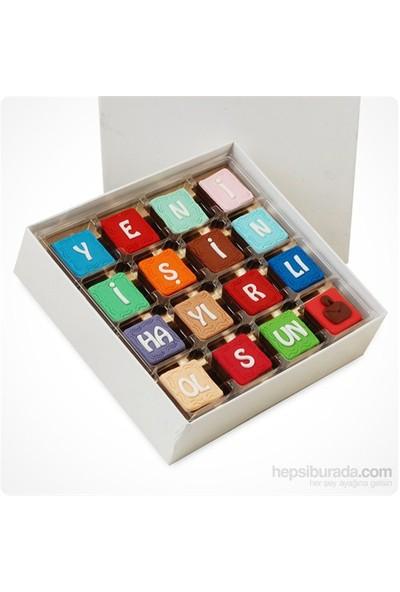 ChocChic Başarılar Çikolata Kutusu