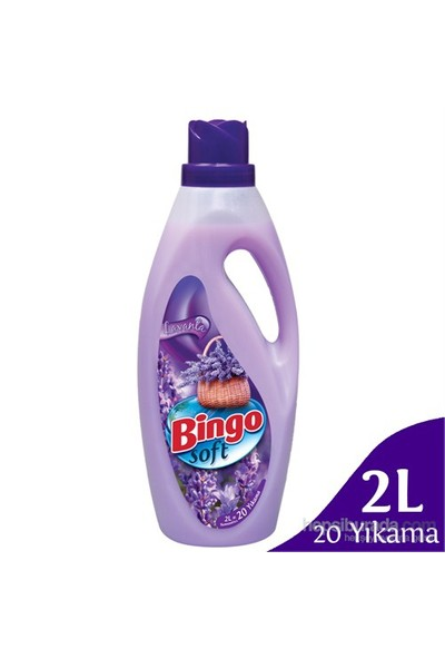 Bingo Soft Lavanta 2000 ml