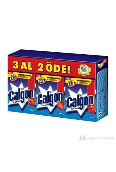 Calgon Toz 3x1000 gr 3 Al 2 Öde kk