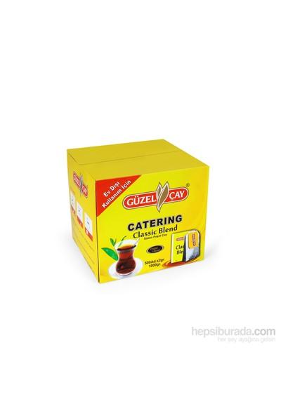 Güzel Çay 1000 Adet Clasic Blend Bardak Poşet Çay