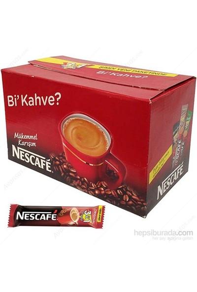 Nescafe 3'Ü 1 Arada 72'Li Kutu 2 Adet