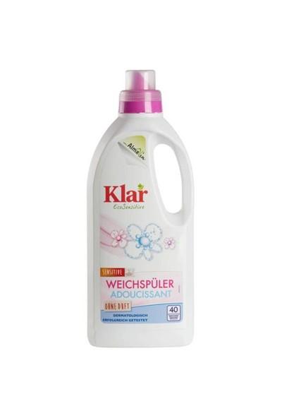 Klar Çamaşır Yumuşatıcısı - Kokusuz - (El + Makine)- Yeni Ürün
