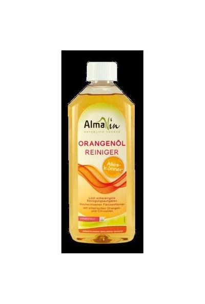 Almawin Portakal Özlü Çok Amaçlı Sıvı Leke Temizleyici