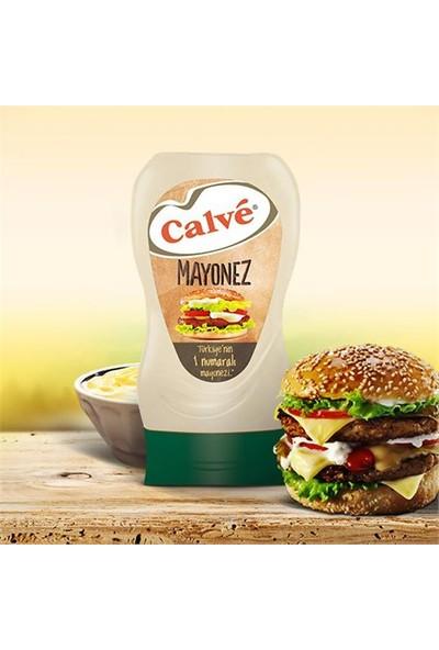 Calve Mayonez 600 Gr