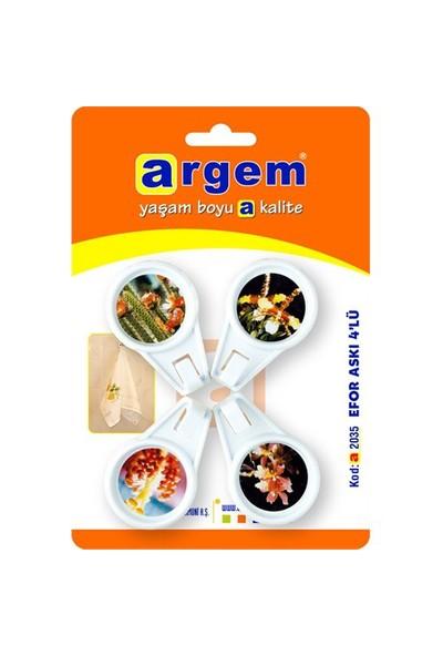 ArgemEfor Askı 4'lü