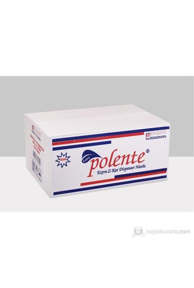 Polente Extra Dispenser Z Katlı Havlu 200 Yaprak*12 Li