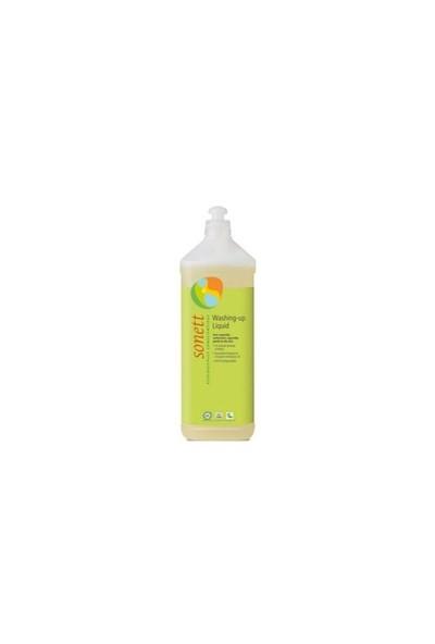 Sonett Organik Elde Bulaşık Yıkama Sıvısı- Limonotlu 1 L
