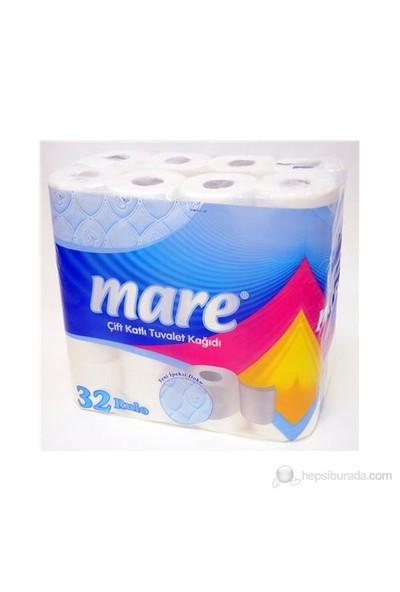 Mare Tuvalet Kağıdı 32'li Beyaz (C.Kat)