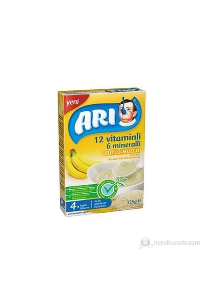 Arı 12 Vitamin 6 Mineral Pirinç Unu 125 Gr