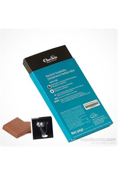ChocChic Mesajınız Var Temalı Konuşan Çikolata