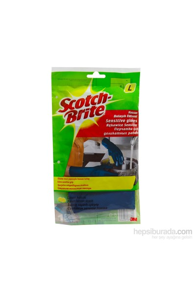 Scotch Brite Hassas Eldiven no: 8