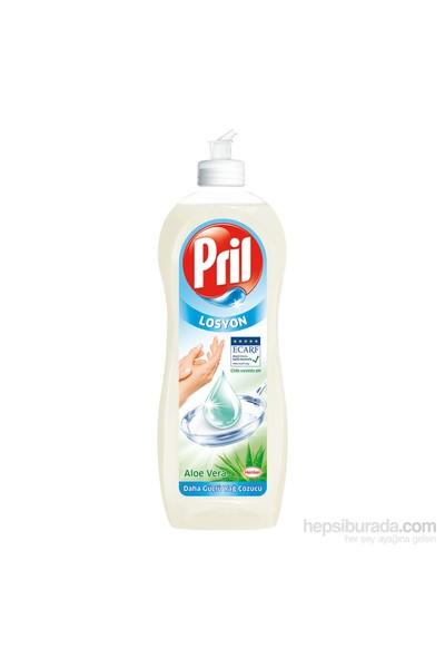 Pril Sıvı Bulaşık Deterjanı Losyon Aloe Vera 750 ml - Cilde Uyumlu pH