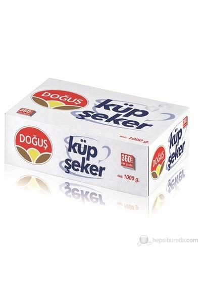 Doğuş Küp Şeker 1000 gr 360 Adetli * 20 Paket