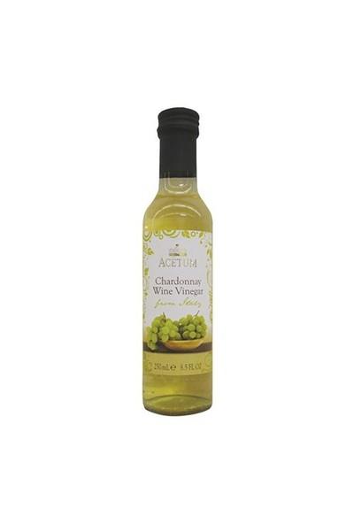 Acetum Chardonnay Şarap Sirkesi, 250Ml