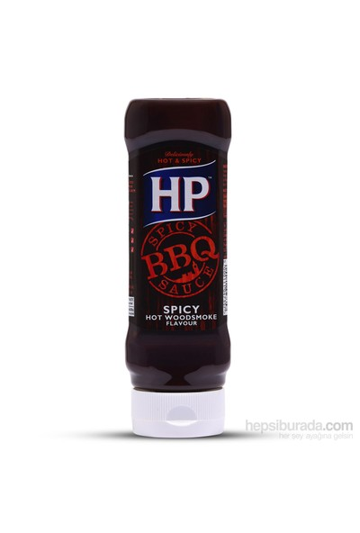 Heinz HP Spicy Woodsmoke BBQ Sos 470 gr
