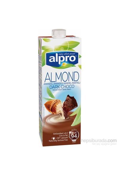 Alpro Çikolatalı Badem Sütü 1 Lt