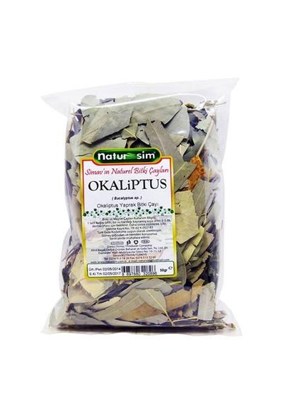 Natursim Okaliptus Açık Dökme Bitki 50 Gr