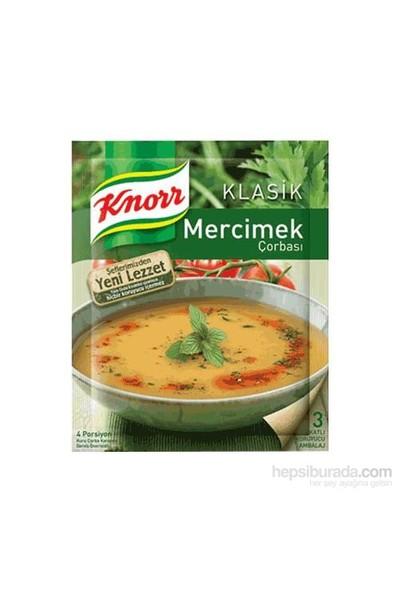 Knorr Mercimek Çorbası 4 Kişilik 76 Gr