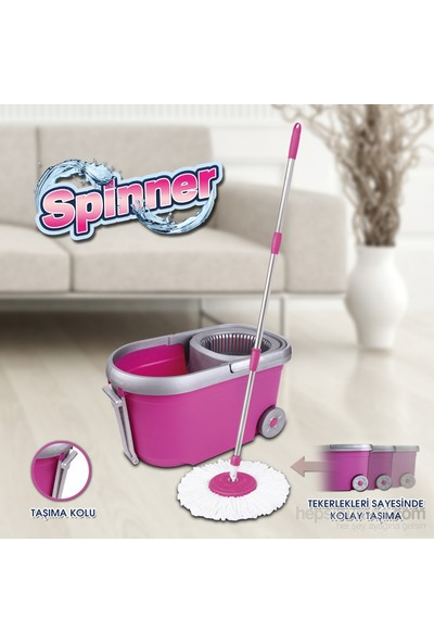 Parex Spinner Otomatik Temizlik Seti