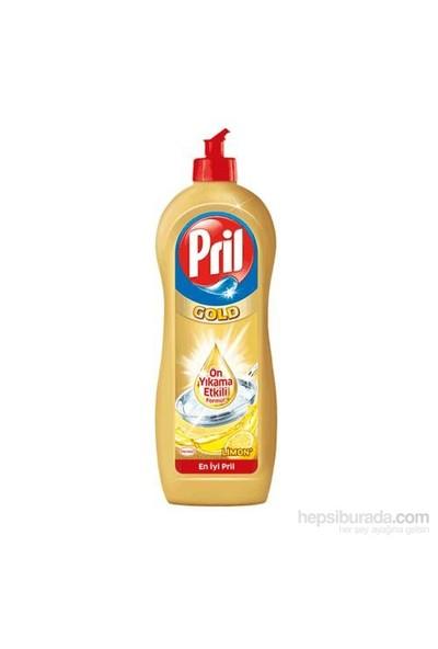 Pril Gold Sıvı Bulaşık Deterjanı Limon 750 Gr