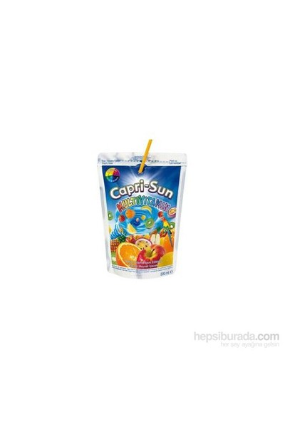Capri Sun 200 Ml Meyve Suyu Multivitamin