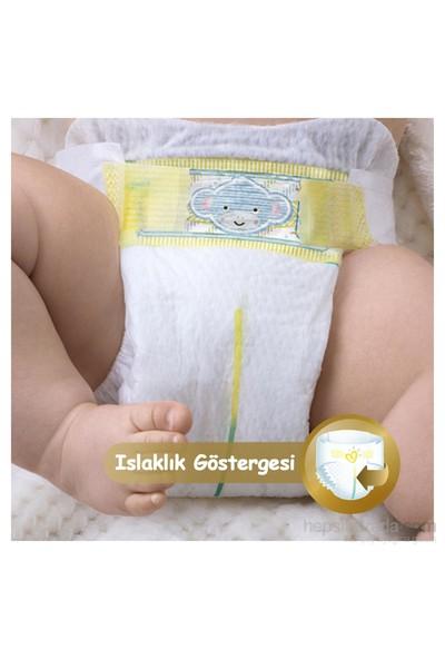 Prima Bebek Bezi Premium Care Jumbo 2'li Paket 2 Beden (Tekli Paket Hediye!) 208 Adet