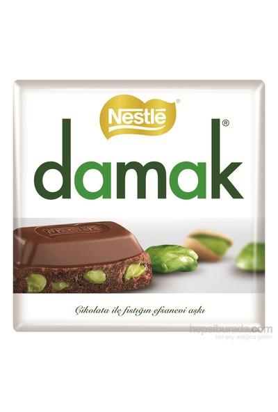 Damak Antep Fıstıklı Sütlü Çikolata 6'lı Paket