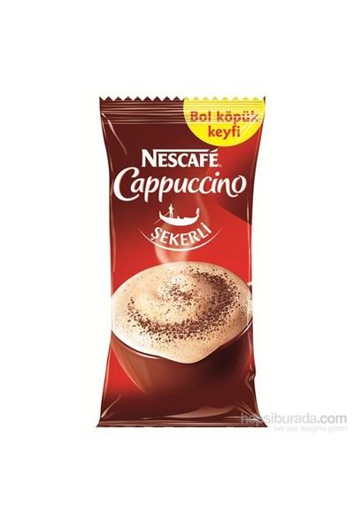 Nescafe Cappucino Şekerli 12x18 14,5 gr