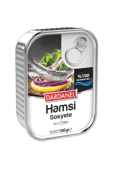 Dardanel Sosyete Hamsi 110 Gr