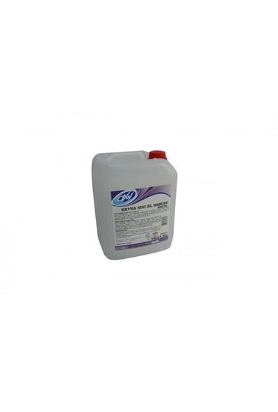 Bayerkimya Oxy Extra Sıvı El Sabunu Beyaz 5 Kg