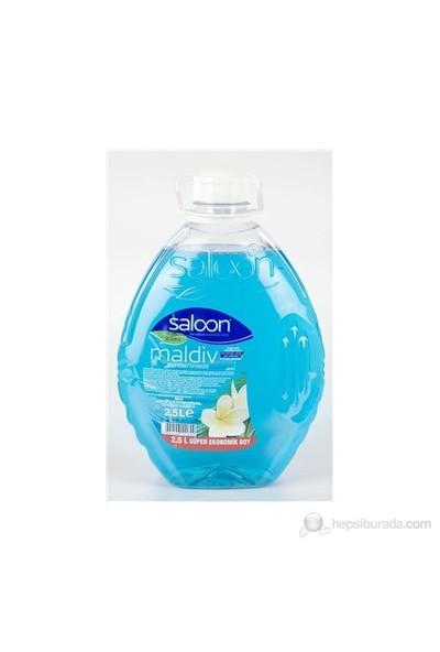 Saloon Sıvı Sabun 2.5 Kg.Maldiv Esintisi