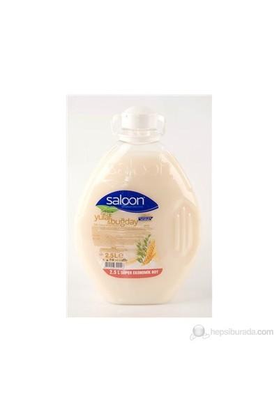 Saloon Sıvı Sabun 2.5 Kg.Yulaf&Buğday