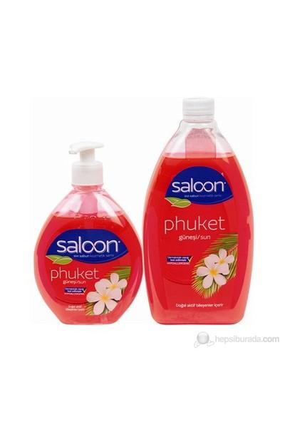 Saloon Sıvı Sabun 400+750Ml-Phuket Güneşi