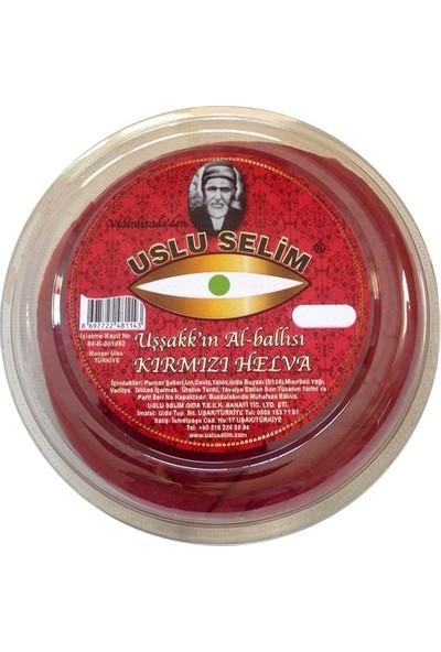 Uslu Selim Kırmızı Helva Al Ballı 1 Kg. Uşak Yöresi
