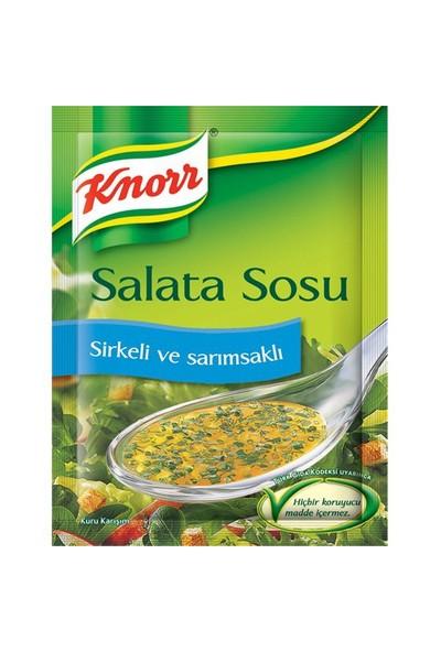 Knorr Salata Sos - Sirkeli Ve Sarımsaklı 50 Gr