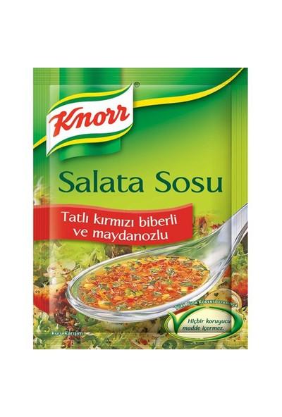 Knorr Salata Sos - Tatlı K.Biberli Ve Maydonozlu 50 Gr