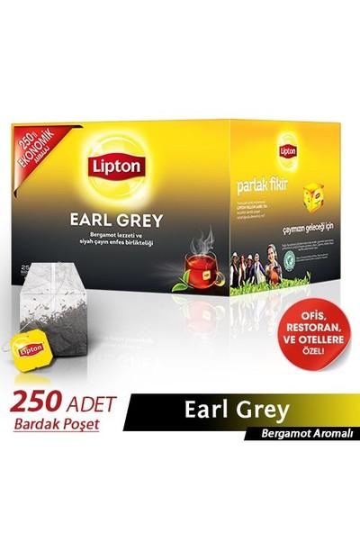 Lipton Earl grey 2 gr 250 'li Bardak Poşet Çay