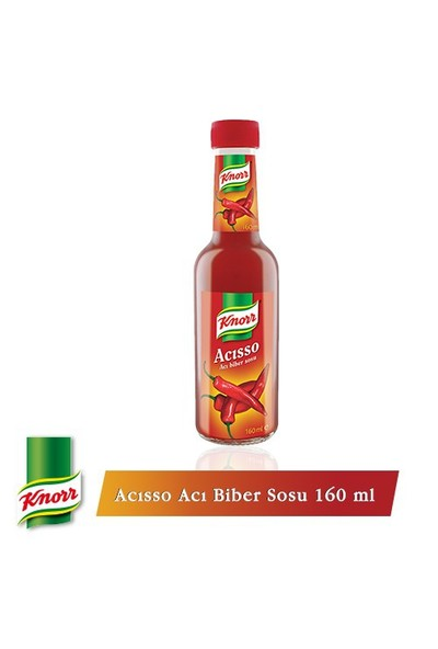 Knorr Acısso 160 ml