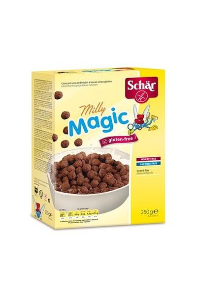 Schar Milly Magic Glutensiz Çikolata Kaplı Mısır Gevreği 250 Gr.