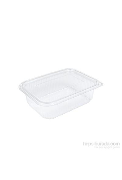 KullanAtMarket Plastik Sızdırmaz Kap 2000 Gr 50 Adet