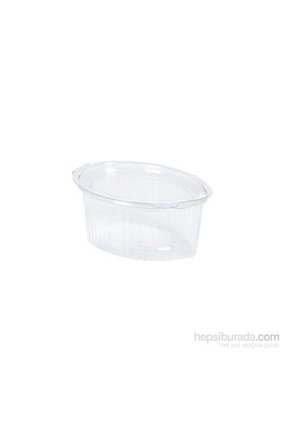 Kullanatmarket Plastik Sızdırmaz Sos Kabı 30 Cc 100 Adet