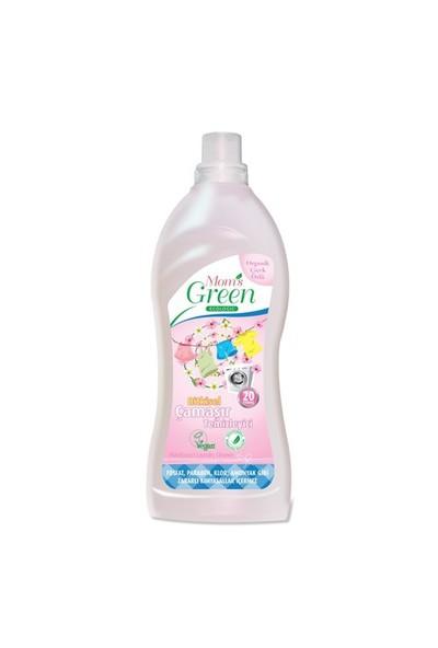 Mom's Green Ecologic Organik Çiçek Özlü Çamaşır Deterjanı 1000 ml