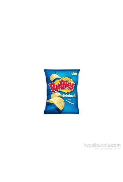 Frito Ruffles 265 Gr Original Mega Boy