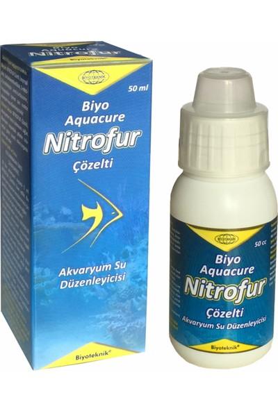 Biyoteknik Nitrofur 50 ml- Mantar, Dış Parazit