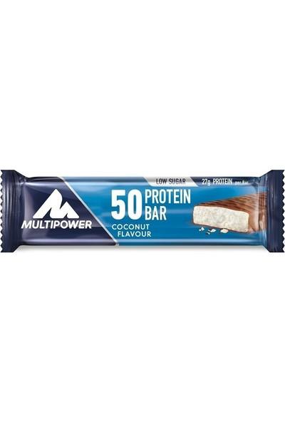 Multipower %50 Protein Bar 50 Gr Hındıstan Cevızı