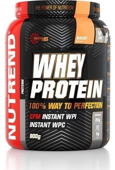 Nutrend %100 Whey Protein 900 Gr Bisküvi