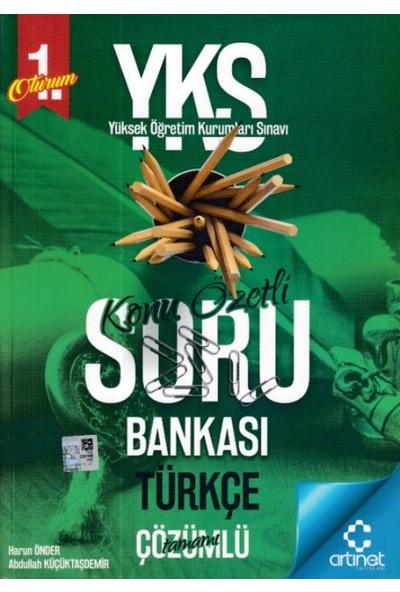 Artınet Yks Türkçe Soru Bankası 1. Oturum