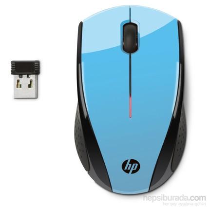 HP X3000 Kablosuz Mavi Mouse K5D27AA