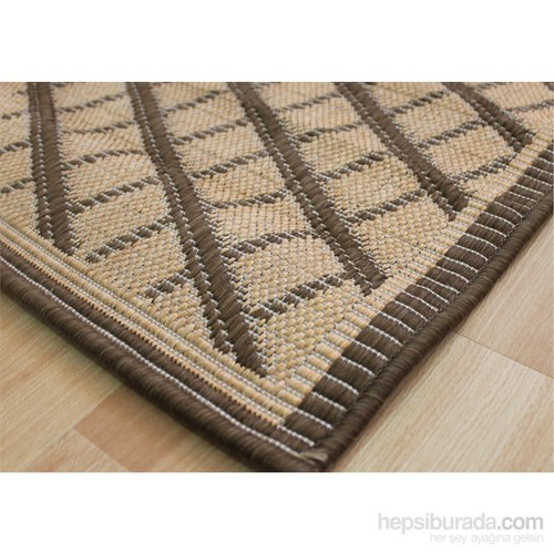 Jüt Tekstil Mizansen Sisal Halı 3056 100X150 Cm